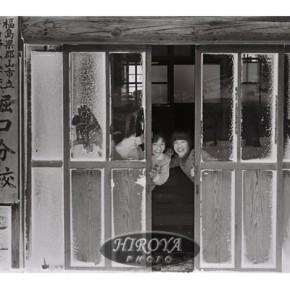 福島県写真連盟特別賞「雪の日」