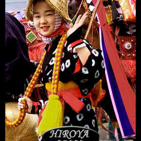 福島県労働福祉協議会会長賞「祭りの日」