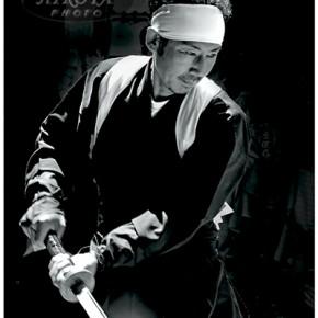 「剣武の舞」おやま写真賞