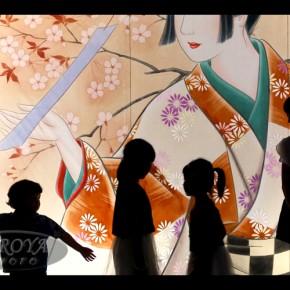「七夕絵どうろう祭り」福島市長賞